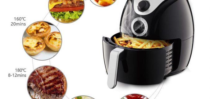Pourquoi utiliser une friteuse sans huile