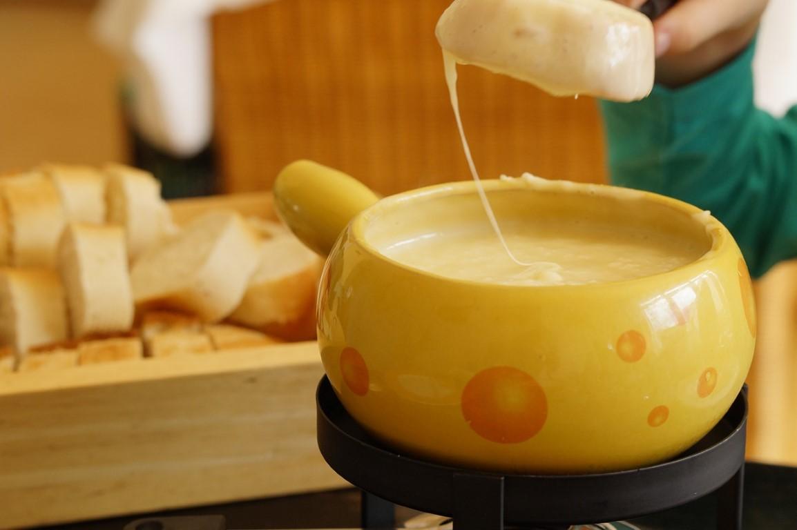 fondue de Savoie